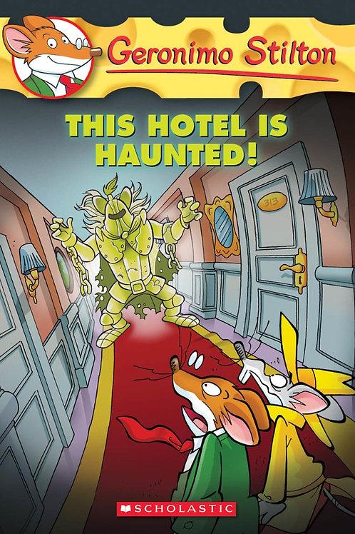 "Geronimo Stilton ""This Hotel is Haunted!"""