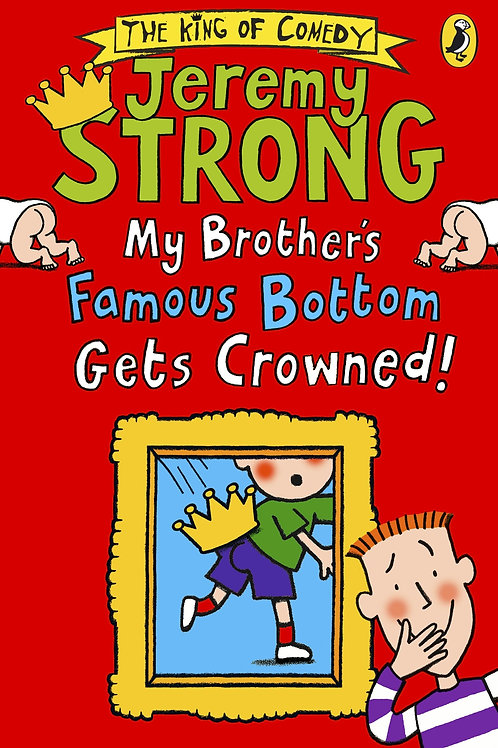 Jeremy Strong - My brother's Famous Bottom Gets Crowned!