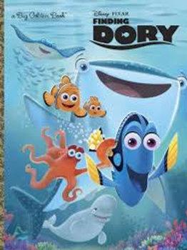 "A Big Golden Book -""Finding Dory"""