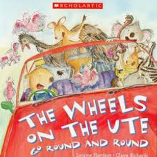 The Wheels on the Ute Go Round and Round
