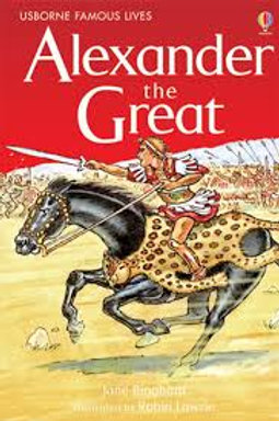 Usborne - Alexander the Great