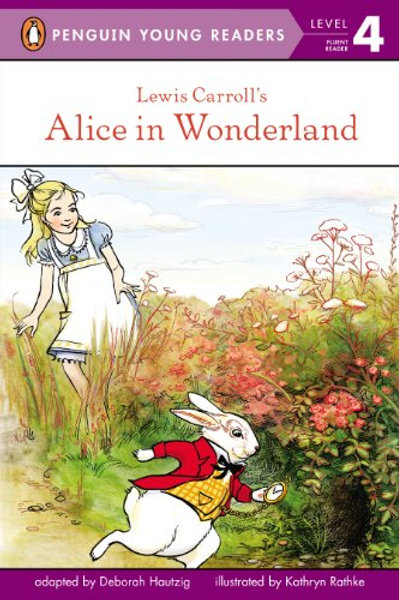Puffin Young Readers Level 4 - Alice in Wonderland