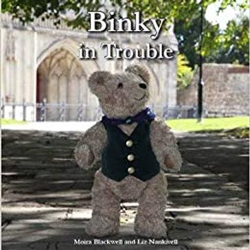 Binky in Trouble