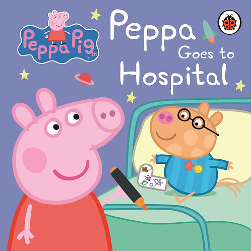 """Peppa Pig - """"Peppa Goes to Hospital"""""""