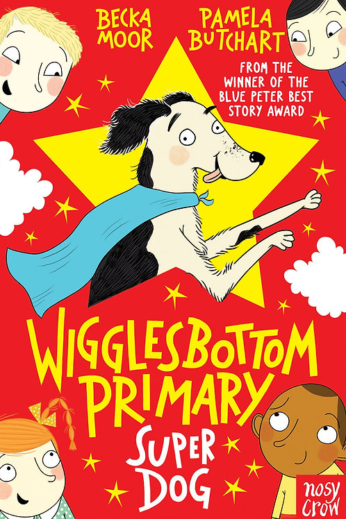 Wingglesbottom Primary - Super Dog