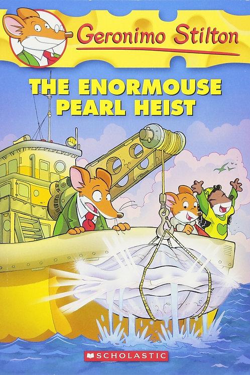 "Geronimo Stilton - ""The Enormouse Pearl Heist"""