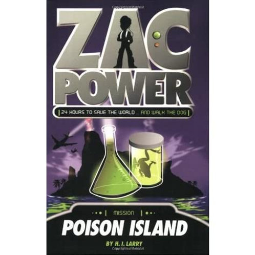 "Zac Power ""Poison Island"""