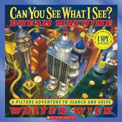 Can You See What I See? - Dream Machine
