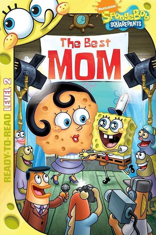 "Ready-To-Read (Level 2) - Spongebob Squarepants ""The Best Mom"""