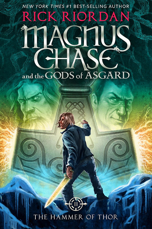"""Magnus Chase and the Gods of Asgard - """"The Hammer of Thor"""""""