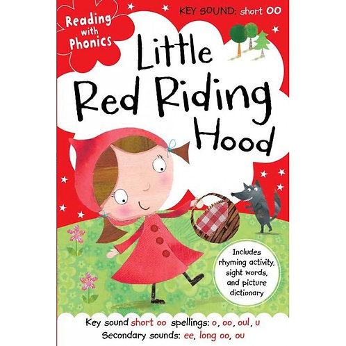 """Reading with Phonics - """"Little Red Riding Hood"""""""