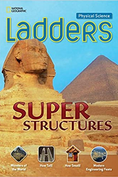 National Geographic - Ladders Super Structures