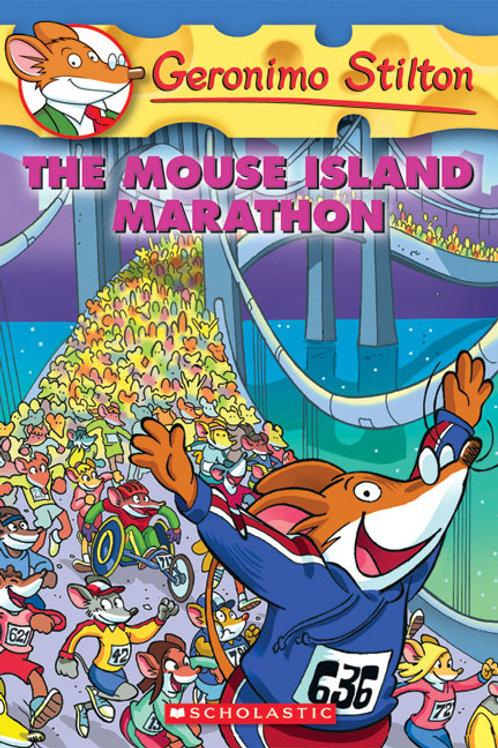 """Geronimo Stilton """"The Mouse Island Marathon"""""""