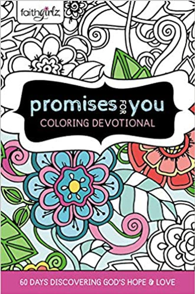 Promises for you - Coloring Devotional
