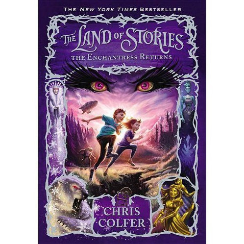 """The Land of Stories """"The Enchantress Returns"""""""