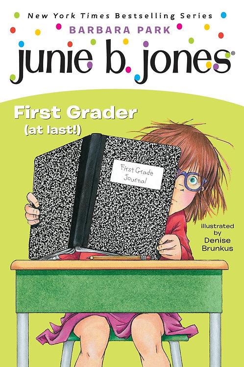 Junie B. Jones - First Grader (At last!)