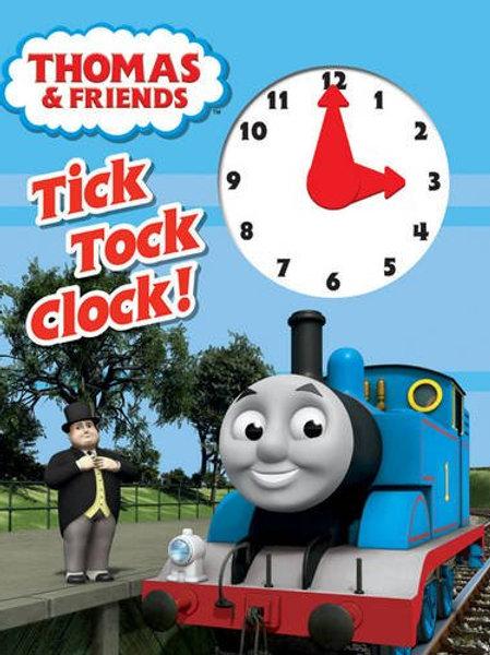 "Thomas & Friends - ""Tick Tock Clock!"""
