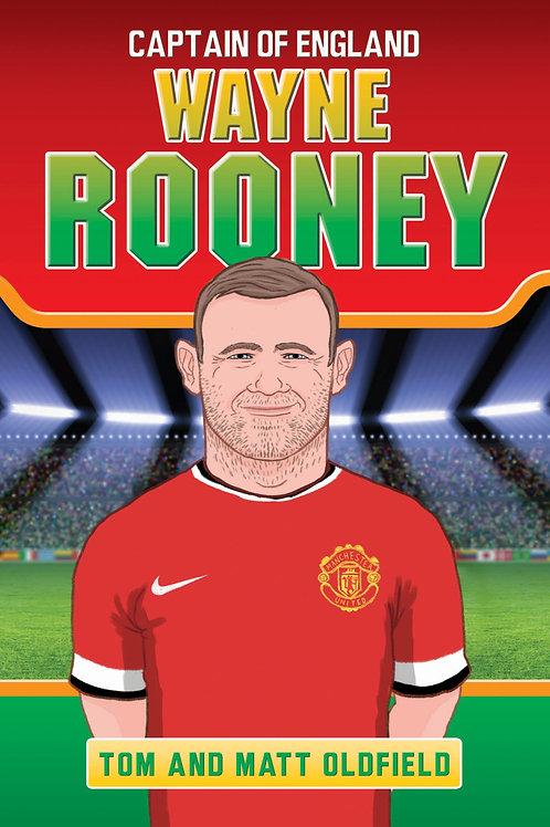 Captain of England - Wayne Rooney