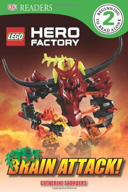 "Lego Hero Factory ""Brain Attack!"""