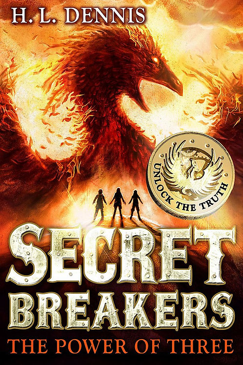 """Secret Breakers """"The Power of the Three"""""""