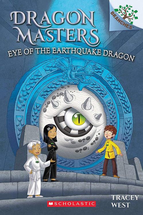 """Dragon Masters - """"Eye of the Earthquake Dragon"""""""