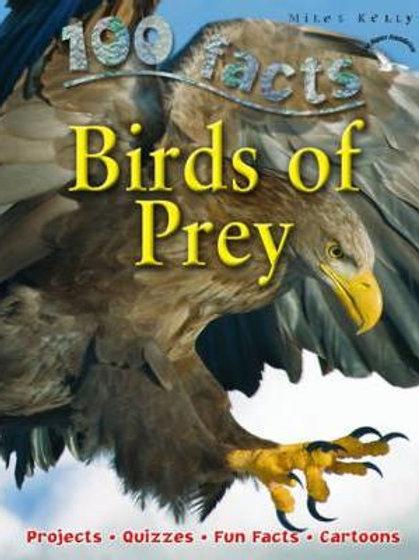 100 Facts - Bird of Prey