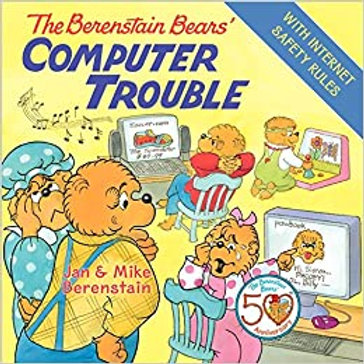 """The Berenstain Bears """"Computer Trouble"""""""