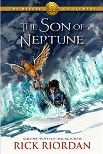 """The Heroes of Olympus """"The Son of Neptune"""""""