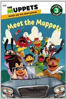 Meet the Muppets (Passport to Reading 3)