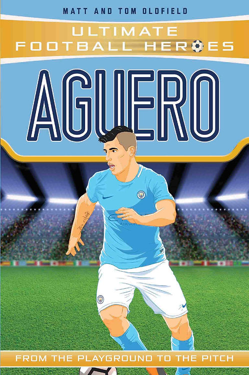 Ultimate Football Heroes - Aguero