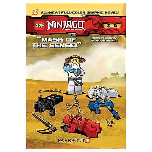 """Lego Ninjago """"Mask of the Sensei"""""""