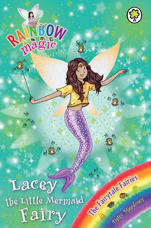 """Rainbow Magic - """"Lacey the Little Mermaid Fairy"""""""