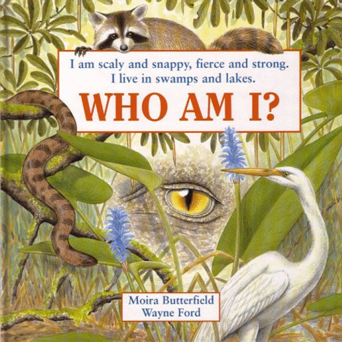 I am scaly and snappy, fierce and strong. I Live in swamps and lake. Who Am I?