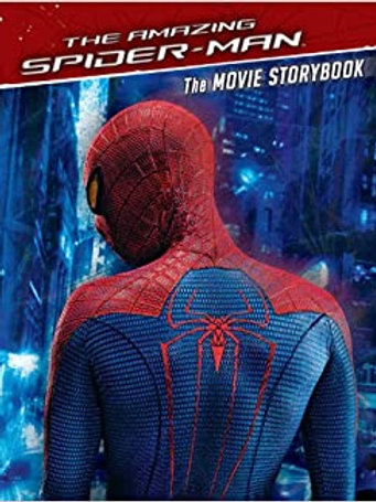 The Amazing Spider-Man - The Movie Storybook