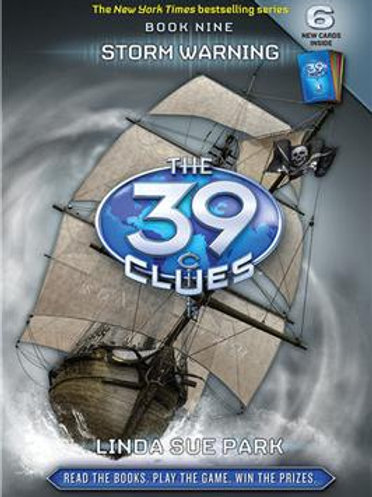 Book Nine : Storm Warning The 39 Clues
