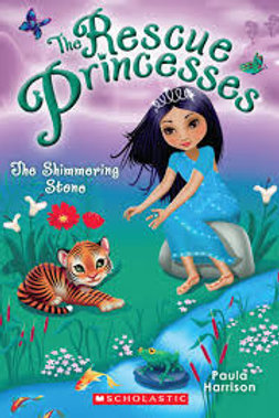 """The Rescue Princesses """"The Shimmering Stone"""""""