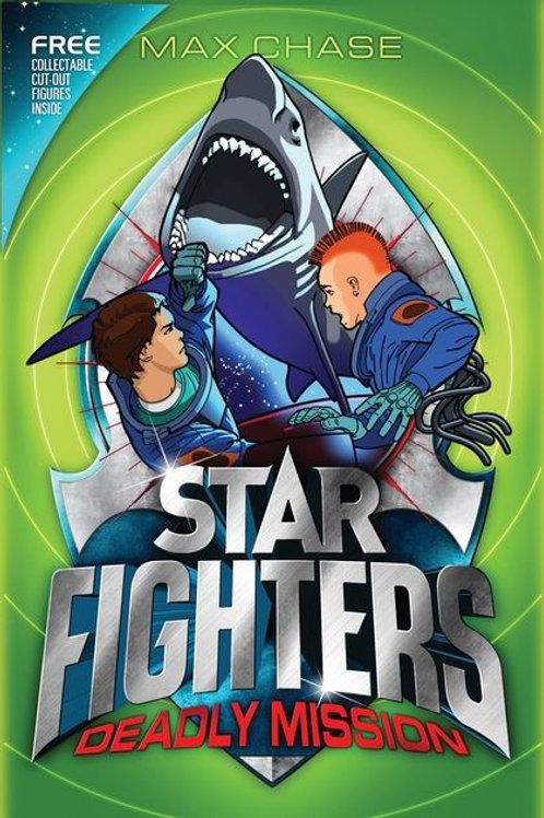 """Star Fighters """"Deadly Mission"""""""