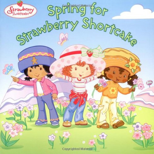 Strawberry Shortcake - Spring for Strawberry Shortcake