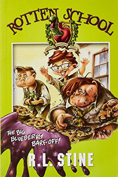 """Rotten School """"The Big Blueberry Barf-off!"""""""