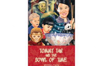 Tommy Tan and the Bowl of Time