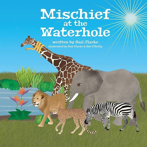 Mischief at the Waterhole