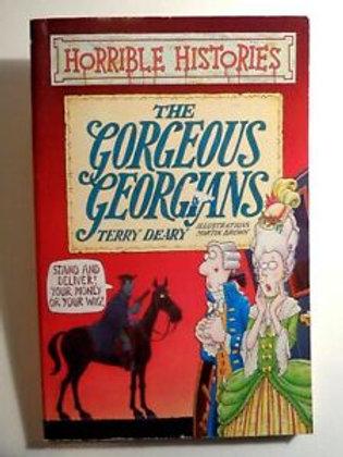 "Horrible Histories ""The Gorgeous Georgians"""