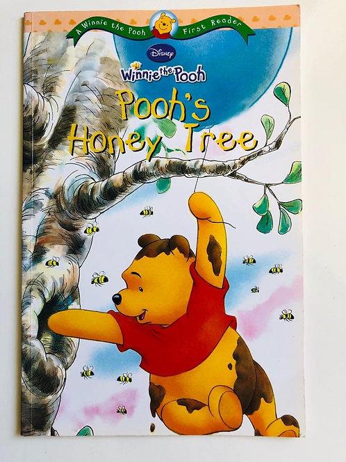 "A Winnie the Pooh First Reader - Winnie the Pooh ""Pooh's Honey Tree"""