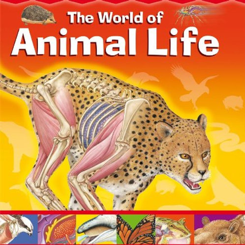 Young Encyclopedia - The World of Animal Life