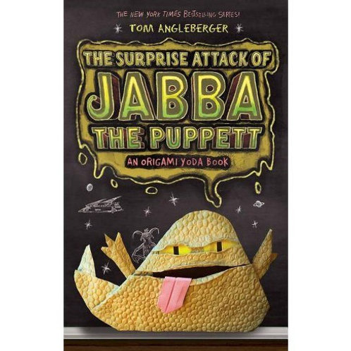 The Surprise Attack of Jabba the Puppett (An Origami Yoda Book)