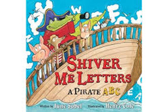 Shiver Me Letters - A Pirate ABC