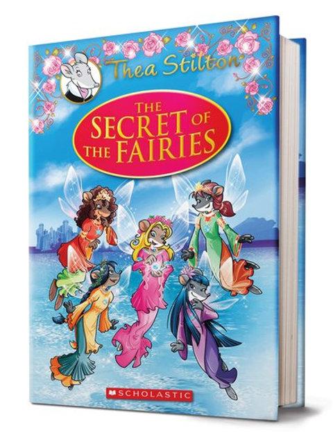 "Thea Stilton ""The Secret of the Fairies"""