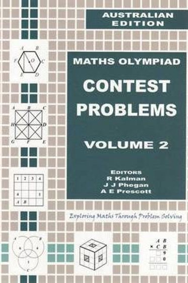 Math Olympaid - Contest Problem (Volume 2)
