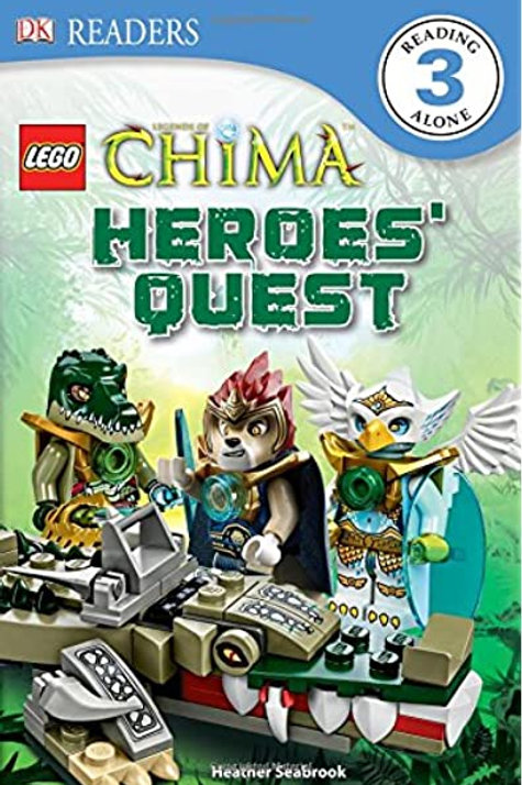"Lego - Legends of Chima ""Heroes' Quest"""
