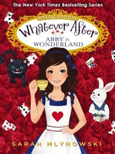 """Whatever After """"Abby in Wonderland"""""""